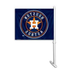 1 Houston Astros MLB Team Logo Auto Truck Car Flag