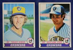 1979 Topps Baseball choose your complete team set lots most