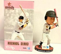 2011 Houston Astros SGA Chris Johnson Bobblehead