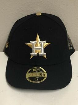 2017 New Era size 7 1/2 MLB World Series Champions Houston A