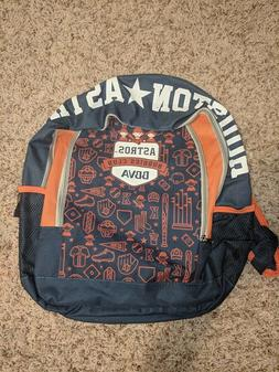 Houston Astros 2019 Buddies Buddy Kids Club Backpack Minute