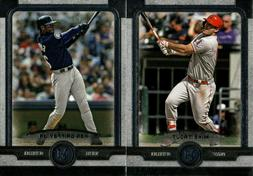2019 TOPPS MUSEUM COLLECTION BASE SINGLES W/ ROOKIE RC - YOU