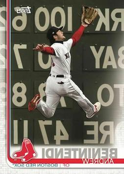 2019 Topps Series 1 & 2 Baseball Cards Base Team Set Pick Fr