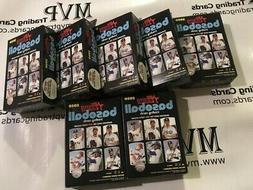 2020 Topps Heritage Baseball 7 Hanger Boxes & 24 Packs Lot -