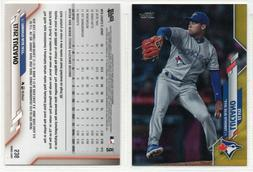 2020 Topps Series 2 - Gold Foil Parallel - Pick Your Card -