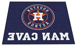 Fanmats 22413 Mlb-Houston Astros Man Cave Tailgater Rug
