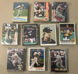 Houston Astros Baseball Cards ⚾️ 30 Card Lots ⚾️ Sta