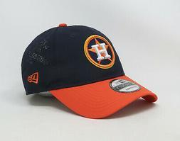 NEW ERA 9Twenty Houston Astros LS920 Navy Blue Orange Strapb