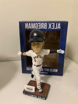 Alex Bregman Bobblehead Walk Off Houston Astros SGA MLB Base