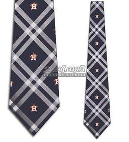 Astros Tie Houston Astros Neckties Officially Licensed Mens