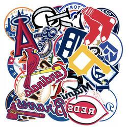 Baseball Teams Logo Decal Vinyl Stickers for Truck/Skateboar