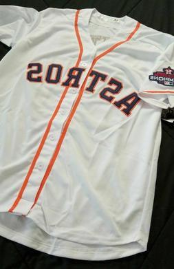 Majestic brand Jose Altuve Houston Astros Jersey Brand New