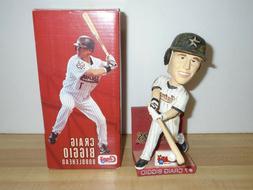 Craig Biggio Bobblehead Houston Astros SGA 45th Anniversary