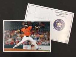 Dallas Keuchel Houston Astros 2017 Major League Baseball 4x6