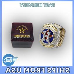 FROM USA - Houston Astros 2017 Ring MLB World Series 2018 Ch