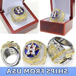 FROM USA - HOUSTON ASTROS World Series Championship 2017 Rin