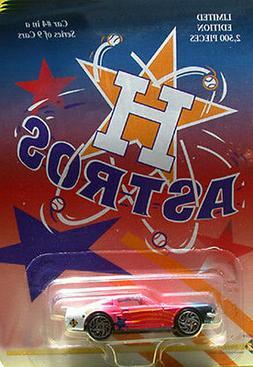HOUSTON ASTROS #4 in a 9 Car Series - Die Cast Car