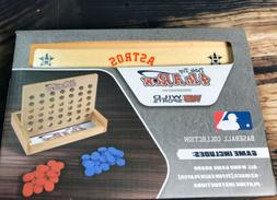 Houston Astros  4 in a row table top Connect Wood Baseball g