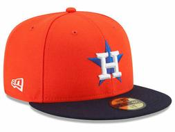 New Era Houston Astros ALT 59Fifty Fitted Hat  MLB Cap