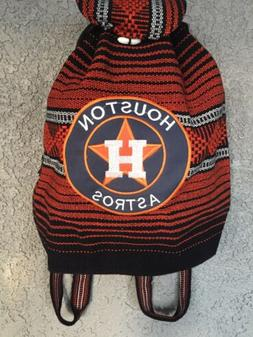 Houston Astros Backpack handmade Indian Style Cotton Astros