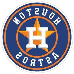 Houston Astros Baseball Sticker Decal for Cornhole Car Pick