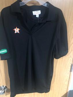 Houston Astros Black Polo Shirt Hornitos Brand New Size Larg