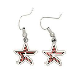 Houston Astros Dangle Earrings MLB New