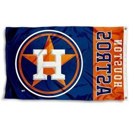 HOUSTON ASTROS FLAG 3'X5' MLB BANNER: FAST FREE SHIPPING