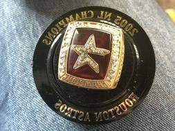 Houston Astros Jeff Bagwell 2005 NL Champions SGA Replica Ri
