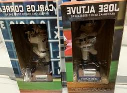 Houston Astros Jose Altuve & Carlos Correa Handshake Series