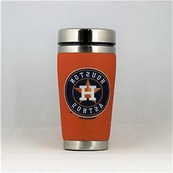 Houston Astros MLB 16oz Travel Tumbler Coffee Mug Cup