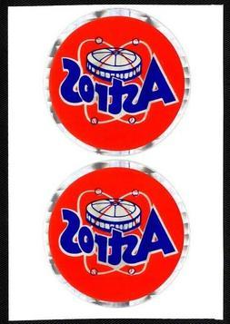 Houston Astros MLB Baseball Color Logo Sports Decal Sticker-