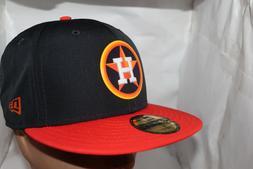 Houston Astros New Era MLB Batting Practice Pro light 59Fift