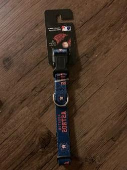 Houston Astros MLB ?Nylon Pet Dog Collar