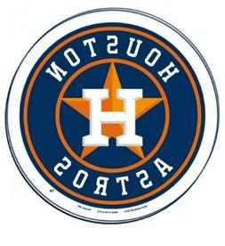 "Houston Astros MLB Precision Cut Acrylic 2.5"" MAGNET WinCraf"