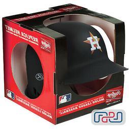 Houston Astros MLB Rawlings Black Matte Mini Replica Basebal