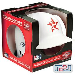Houston Astros MLB Rawlings White Matte Mini Replica Basebal