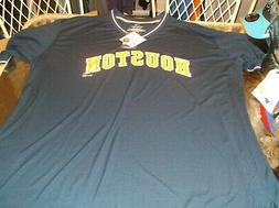 Houston Astros MLB  Team apparel shirt by Fanatics 3XLT