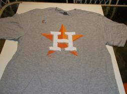 Houston Astros MLB  Team apparel shirt by Majestic M