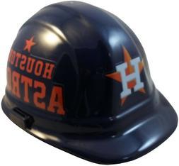 Houston Astros MLB Team Hard Hat with Pin Lock Suspension