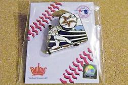 Houston Astros moving baseball pin