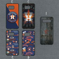 Houston Astros Phone Case For Samsung Galaxy S20 S10 S9 S8 N