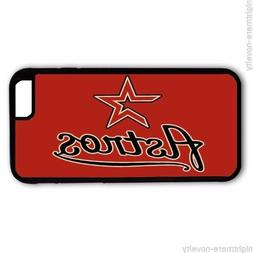 HOUSTON ASTROS SAMSUNG GALAXY & iPHONE CELL PHONE HARD CASE