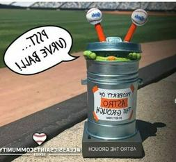 Houston Astros SGA Pre Sell The Grouch Talking bobblehead 7/