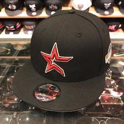New Era HOUSTON ASTROS Snapback Hat Cap 2005 World Series Si