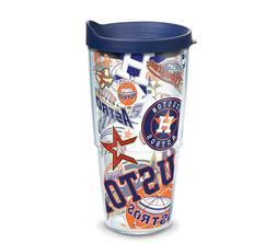 Houston Astros Tervis Travel Tumbler 24 ounce