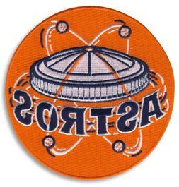 Houston Astros Throwback Era Logo Sleeve Patch