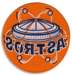 Houston Astros Throwback Era Logo Sleeve Patch