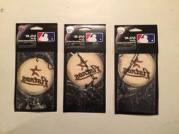 Houston Astros Vintage Car Air Freshener Official MLB Forest