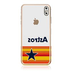 Houston Astros - Vinyl Skin for IPHONE XS MAX - FAST, FREE S